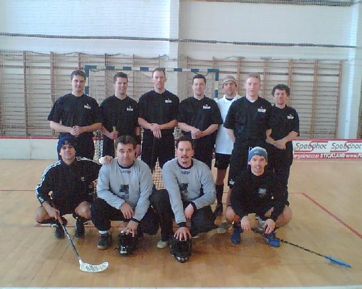 A csapat